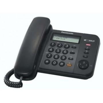 Panasonic - telefono bca KX-TS580EX1B viva voce - nero