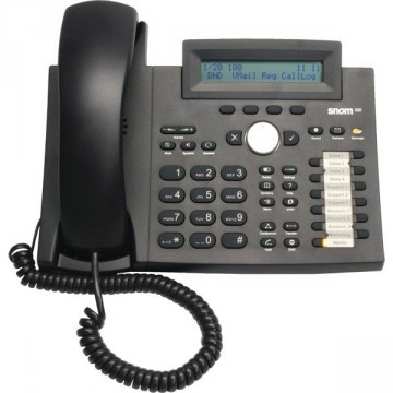 Snom 320 VoIP phone SIP POE