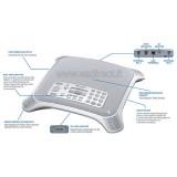 Microfono aggiuntivo per KX-NT700 VoIP