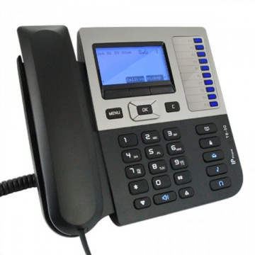 Thomson Technicolor TB30 Telefono IP SIP poe