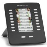 Snom Vision modulo dss con display nero per 8xx