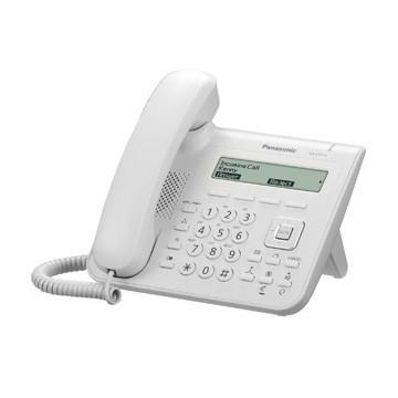 Panasonic KX-UT123 Telefono VoIP bianco