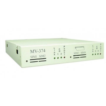 Portech MV-374 GSM Gateway 4 SIM
