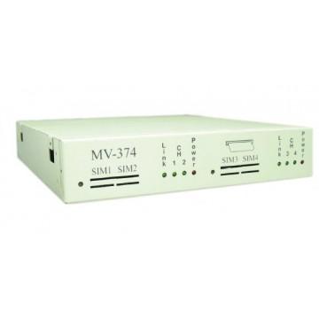 Portech MV-374-3G Gateway per 4 UMTS 3G