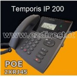 Alcatel Temporis IP 200 IP200 telefono VoIP
