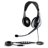 Jabra UC Voice 150 duo cuffia con microfono usb