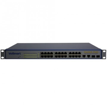 Cisco SLM2024PT  switch 24 porte gigabit  12 PoE