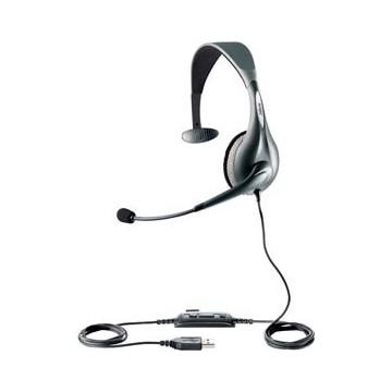 Jabra UC Voice 150 mono cuffia con microfono usb
