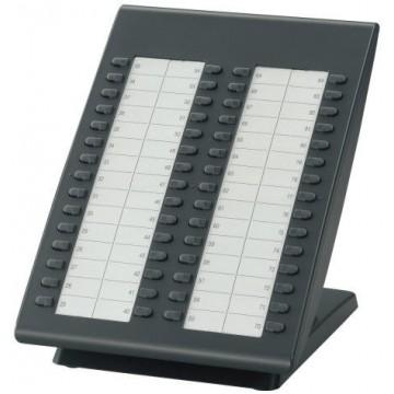 Panasonic KX-NT305CE-B tastiera aggiuntiva 60 tasti DSS nera