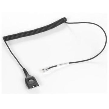 Sennheiser cavo plug RJ9-QD standard CSTD01
