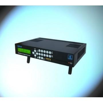 Registratore telefonico  4 ISDN con Hard disk 20000 ore