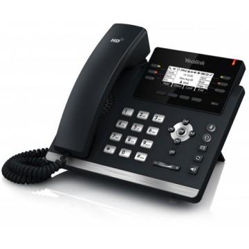 Yealink SIP-T42G Ultra Elegant Telefono VoIP T42