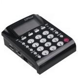 Telefono fisso EZD-605 con cuffia mono auricolare Ezlight Pro