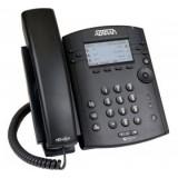 Polycom VVX 310 telefono VoIP con 2 porte Gigabit