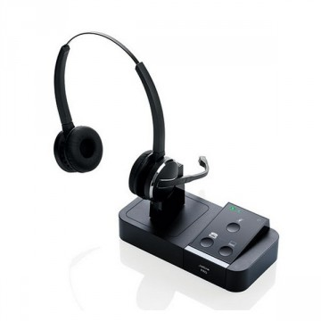 Jabra Pro 9450 duo cuffia wireless multiuso