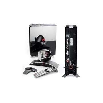Polycom HDX 7000 Videoconferenza HD eagle eye mic array