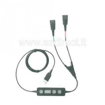 Jabra Link 265  cavo supervisore USB