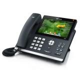 Yealink SIP-T48G Telefono VoIP con porte Gigabit