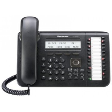 Panasonic KX-DT543-B telefono digitale