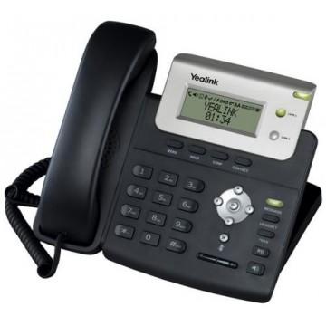 Yealink telefono VoIP SIP-T20 con alimentatore