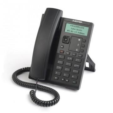 Aastra 6863i telefono 2 linee IP SIP PoE mitel