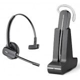 Plantronics C565 cuffia auricolare DECT GAP wireless