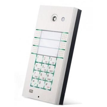 Citofono VoIP 6 tasti tastiera 2N Helios Vario