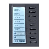Telefono IP Fanvil X5G Gigabit  40 Etichette LCD