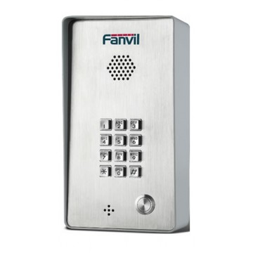 Fanvil i21T door phone IP 1 tasto tastiera da  esterno