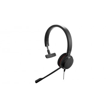 Jabra Evolve 20 UC cuffia mono per Skype for Business