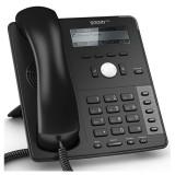 Snom D715 Telefono IP 5 tasti LED