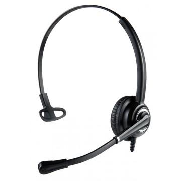 Cuffia con microfono Ultra Noise Cancelling Ezlight Top mono