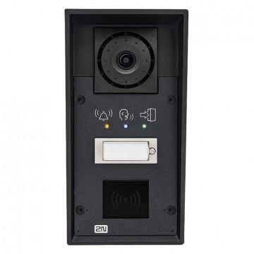 Videocitofono IP 2N Force telecamera, LED, RFID IP65, 10W