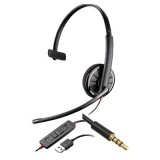 Plantronics Blackwire C315.1 USB e jack 3,5 mm
