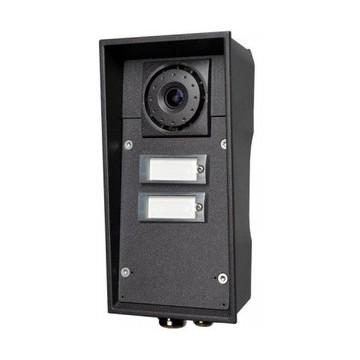 2N Helios IP Force 2 tasti e telecamera