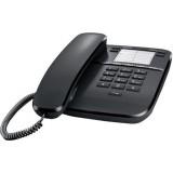Gigaset DA310 telefono fisso analogico nero