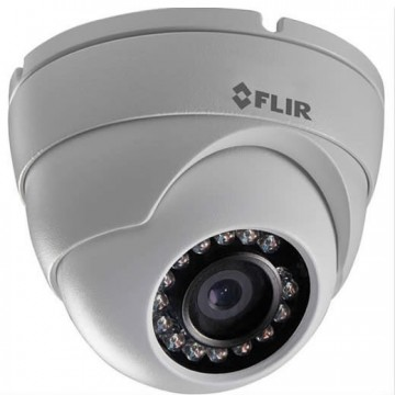 FLIR Visible N233EEP telecamera IP Mini eyeball dome 3 Megapixel IP66