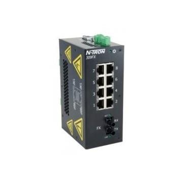 Red Lion Switch industriale 309FX barra DIN, fibra ST