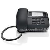 Gigaset DA510 telefono fisso 10 tasti e presa cuffia