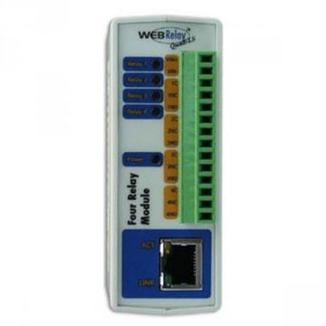2N controllo relè remoto 4 contatti (via IP)