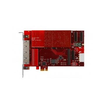 Beronet scheda PCIe 2 BRI ISDN e 2 FXS