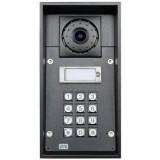 2N Helios IP Force - 1 tasto & HD camera & keypad & 10W speaker