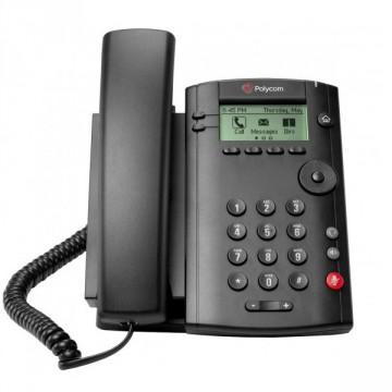 Polycom VVX 101 voip phone 1 SIP 1 LAN