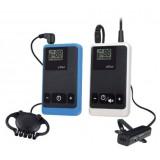 Sistema wireless radio per visite guidate Kit 10