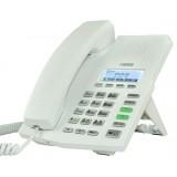 Fanvil X3P telefono VoIP SIP 2 linee, PoE bianco