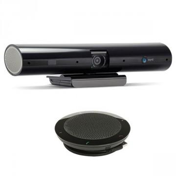TelyHD Pro Skype SIP con audio pod USB aggiuntivo