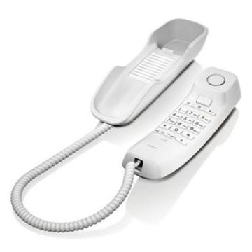 Gigaset DA210 bianco telefono fisso analogico