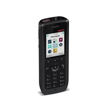 Ascom D63 Messenger portatile bluetooth black