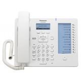 Panasonic KX-HDV230NE Telefono IP bianco Gigabit LAN