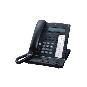 Panasonic - Telefono digitale KX-T7630 nero